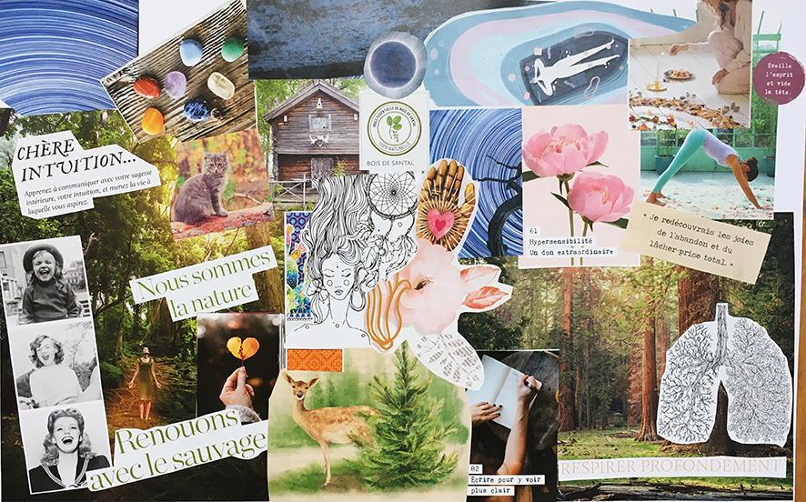 Collages Créatifs